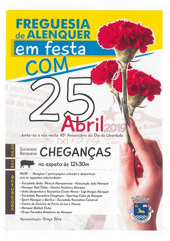 Festa do 25 de Abril