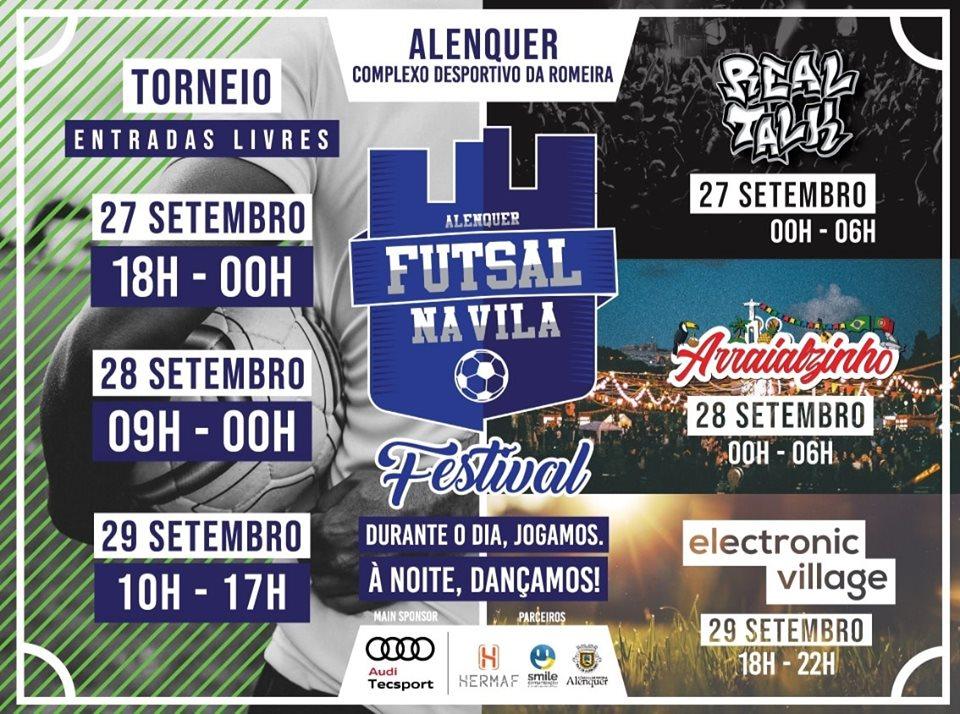 Futsal na Vila