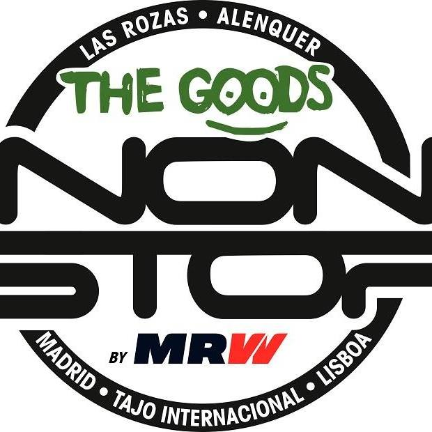 The Goods Non Stop Madrid-Tajo Internacional-Lisboa