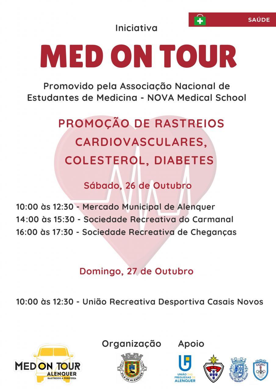 Med on Tour