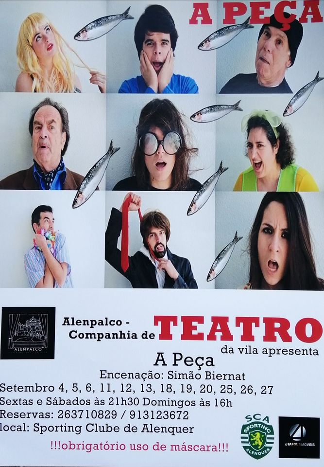 A Peça- AlenPalco