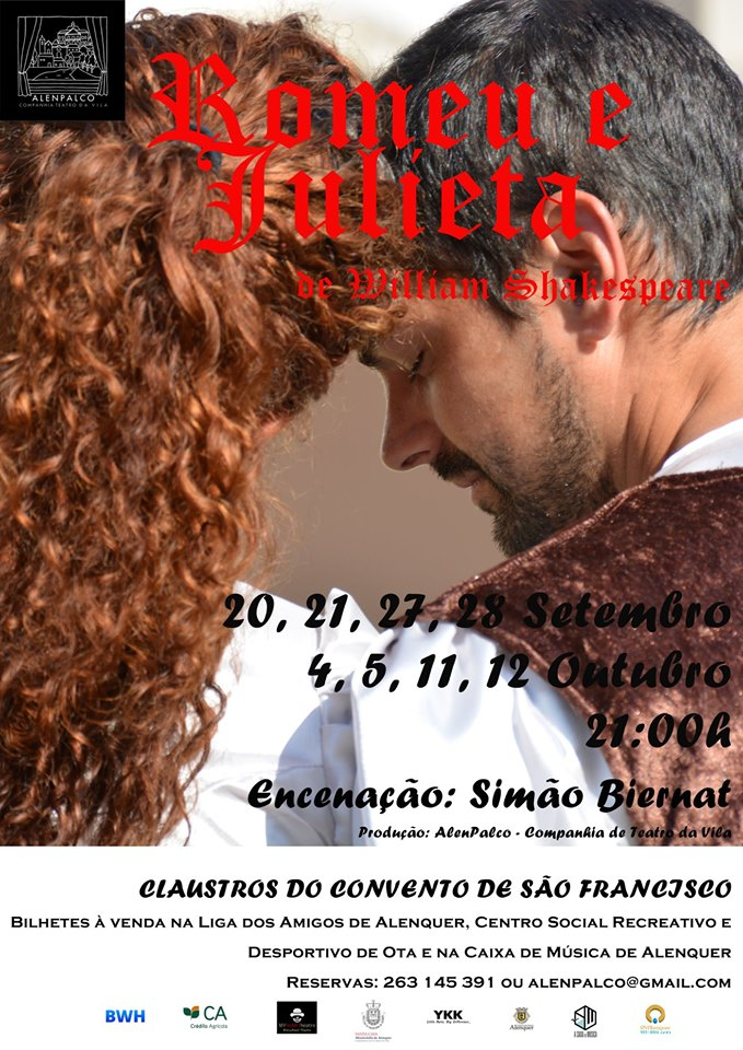 Romeu e Julieta de William Shakespeare