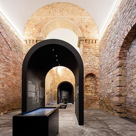 Museu de Damião de Goes e das Vítimas da Inquisição/ Igreja de Santa Maria da Várzea