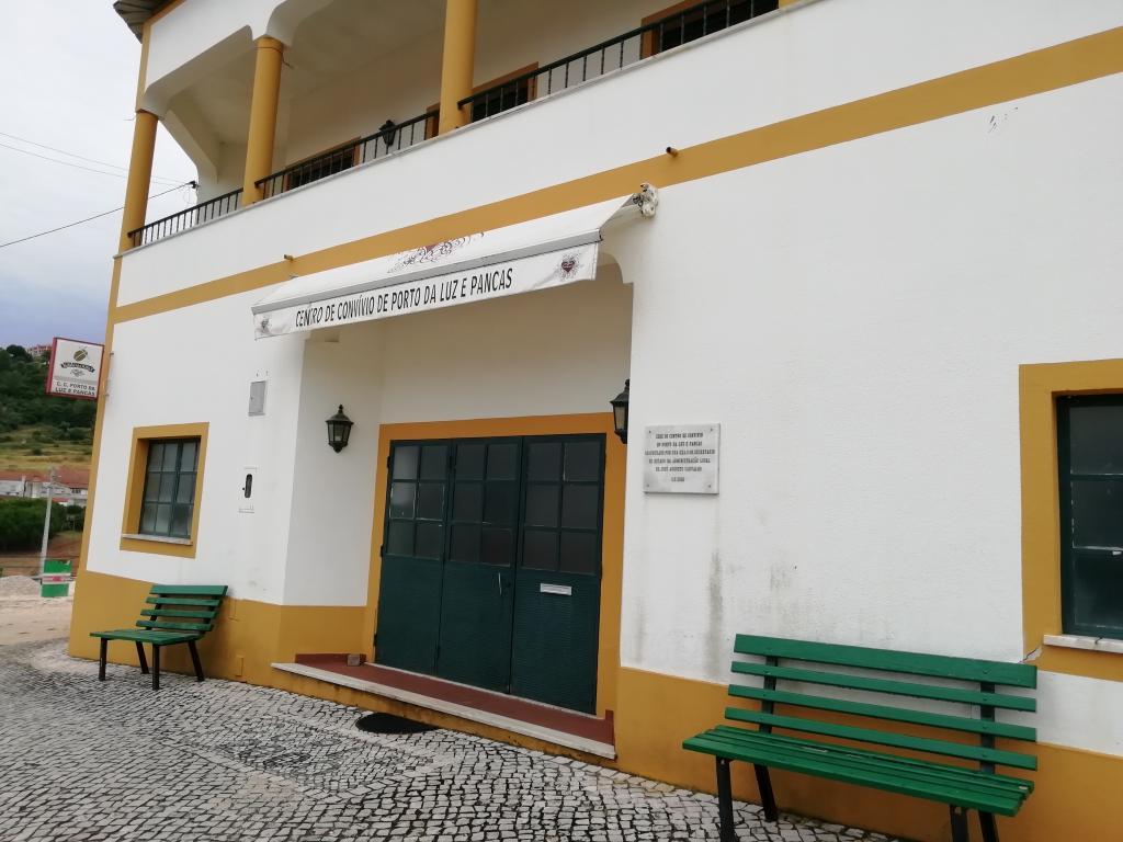 Centro de Convívio Porto da Luz e Pancas