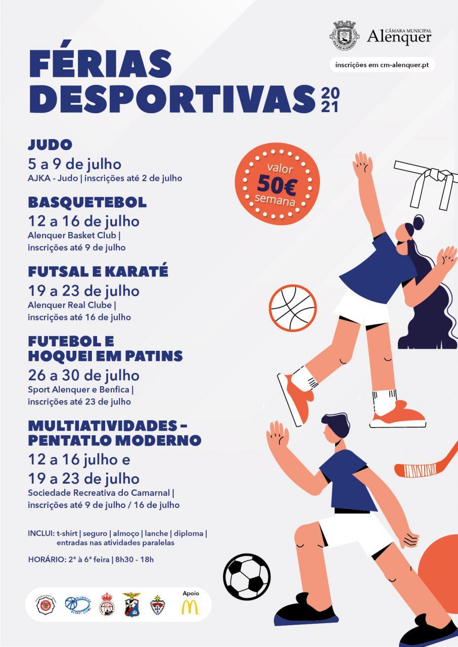 Férias Desportivas