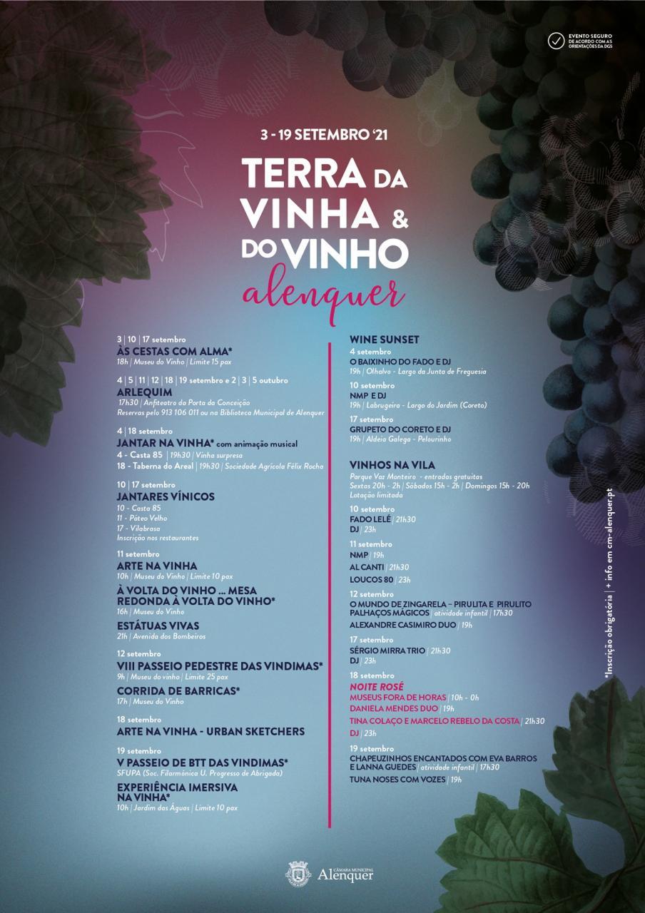 Alenquer, Terra da Vinha e do Vinho
