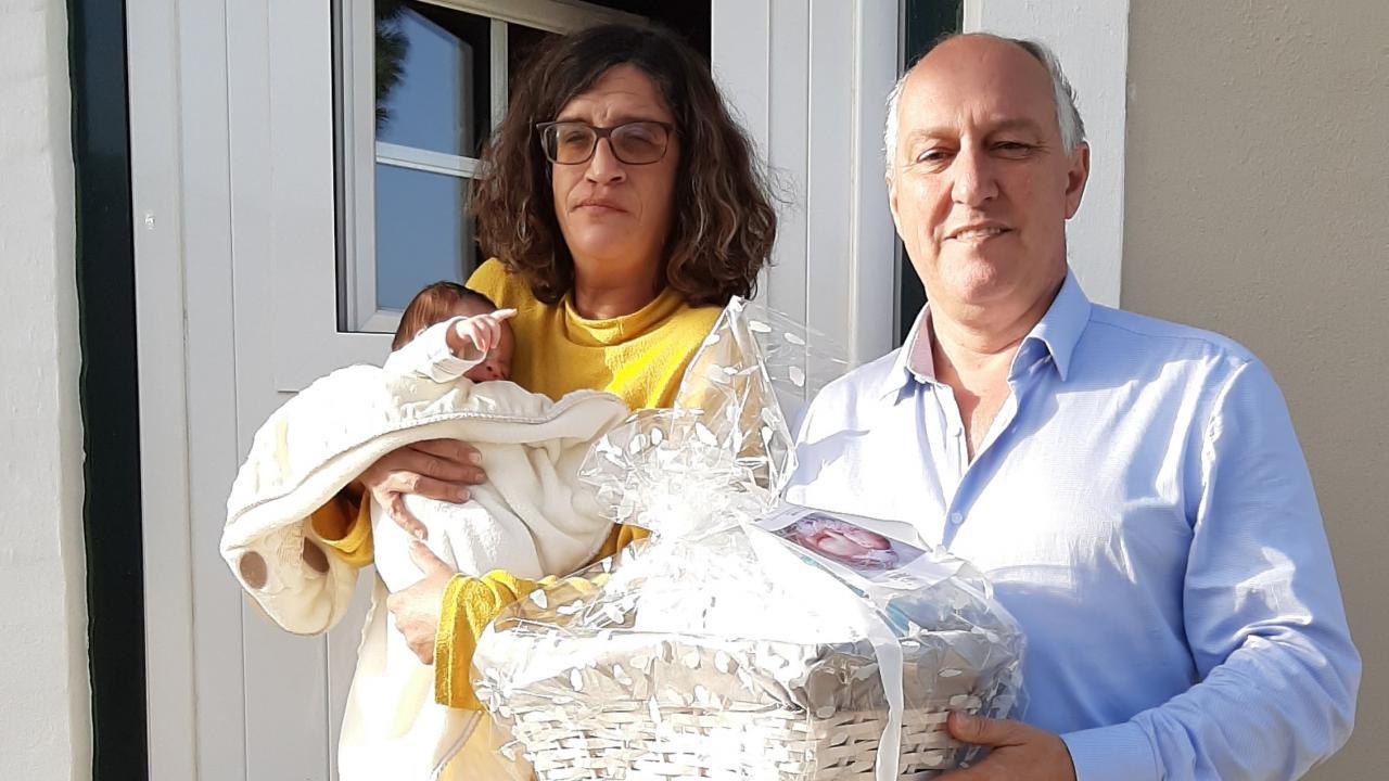 Freguesia atinge a marca dos 30 Bebés Alenquer