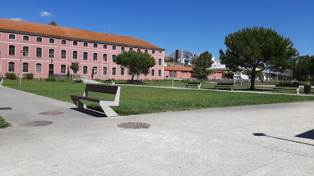 Operação Manutenção do Mobiliário Urbano na Freguesia
