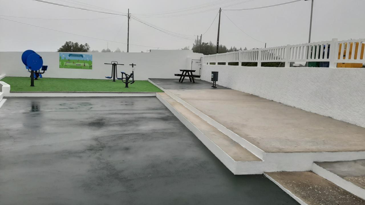 Novo Parque Desportivo e Social gerado nos Albarrois